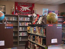 Welcome to the Middle School Library!